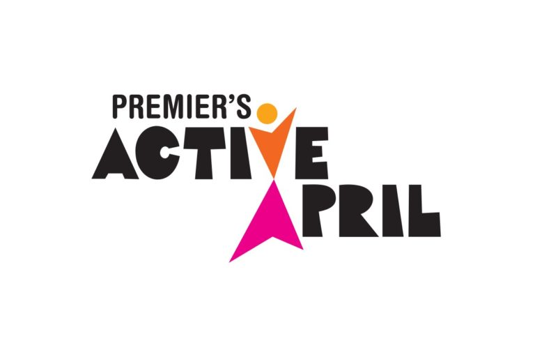 Image for : Premiers Active April - Join Leisure Networks team and get active