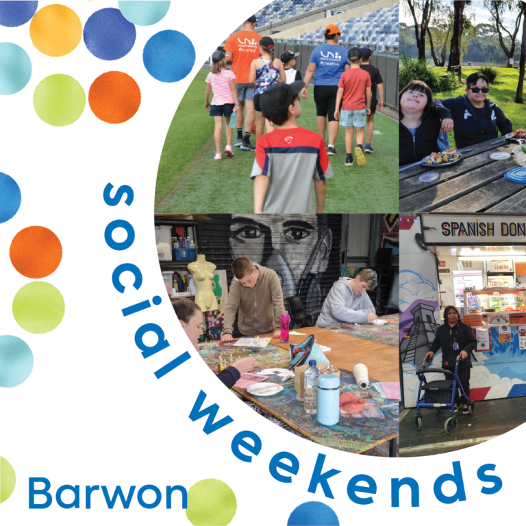 Image for : SOCIAL WEEKENDS (BARWON)
